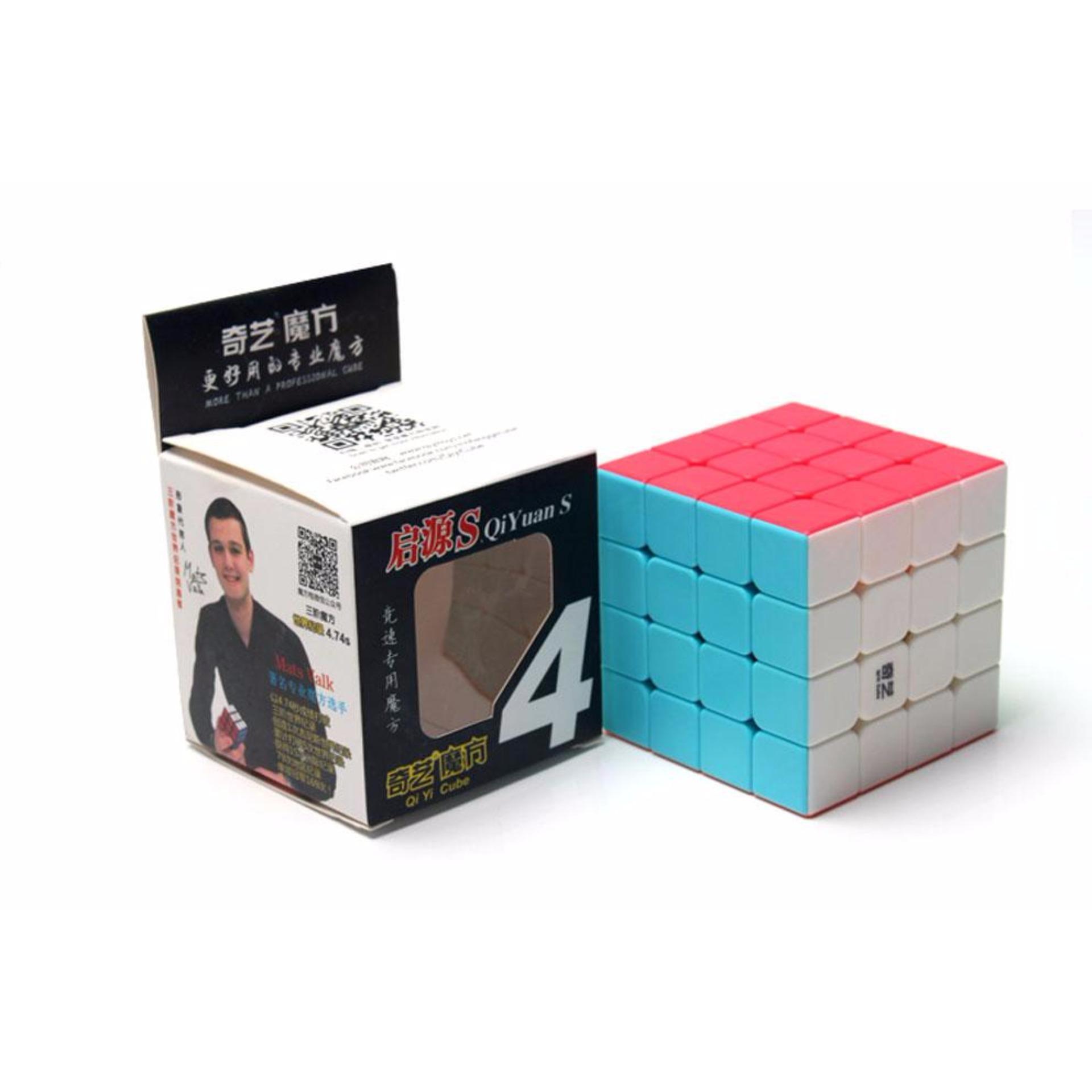 Qiyi Qiyuan S 4X4X4 Stickerless
