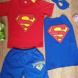 Mã Khuyến Mại Quần Ao Sieu Nhan Superman Cho Be Trai Oem Mới Nhất