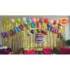 Hình ảnh Rèm trang trí các bữa tiệc (Dài 3m, Rộng 1m)