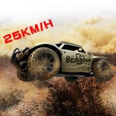 Hình ảnh Xe Ô Tô Điều Khiển từ xa 2.4 gam 4WD Tốc Độ Ngắn Thẻ RC Xe 1:18 Quái Vật Đồ Chơi Xe Tải 65223YH-quốc tế