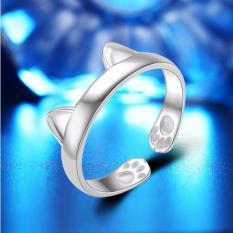 Hình ảnh Ring Cat Sliver 925