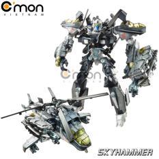 Giá Bán Robot Biến Hinh C Mon Toys Transformers Skyhammer Cao 20Cm C Mon Toys Hồ Chí Minh