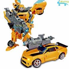 Bán Robot Biến Hinh Oto Transformer Bumble Bee Cao 20Cm Có Thương Hiệu
