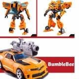 Chiết Khấu Robot Biến Hinh Oto Transformer Cao 27Cm Mẫu Bumble Bee Có Thương Hiệu