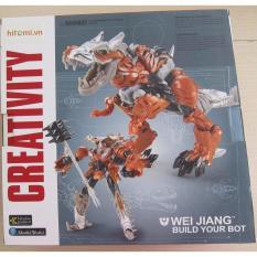 Giá Bán Robot Biến Hinh Transformer Grimlock Dinosaur J8008 Cao 23 Cm Tặng Đầu Tau Đẩy Tay Trực Tuyến Hà Nội