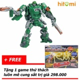 Bán Mua Robot Biến Hinh Transformer Hound J8012 Cao 21 Cm Tặng Game Me Cung Sắt