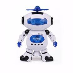Hình ảnh Robot Biết Nhảy Và Hát Xoay 360 Độ US04019
