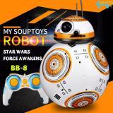 Cửa Hàng Robot Điều Khiển Từ Xa Mẫu Star Wars Droid Bb 8 Trong Hà Nội