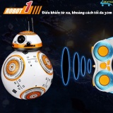 Ôn Tập Robot Điều Khiển Từ Xa Mẫu Star Wars Droid Bb 8 Hà Nội
