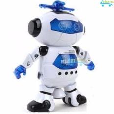 Hình ảnh Robot đồ chơi nhảy múa phát nhạc dễ thương cho bé KIDNOAM KD-RB
