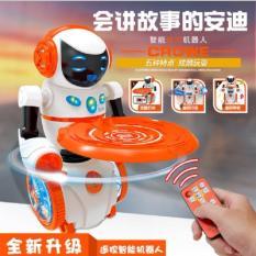 Hình ảnh Robot phục vụ điều khiển vui nhộn cho be