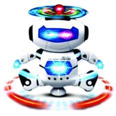 Hình ảnh Robot Thông Minh Xoay 360 Độ Nhảy Theo Điệu Nhạc
