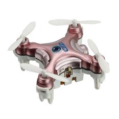 Hình ảnh Máy bay camera Cheerson CX-10W Wifi FPV 0.3MP 3D 2.4 gam 4CH (Màu hồng)- Quốc tế