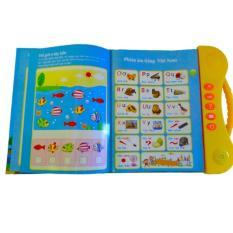 Hình ảnh Sách điện tử song ngữ Anh - Việt 2in1 cho trẻ BenHome
