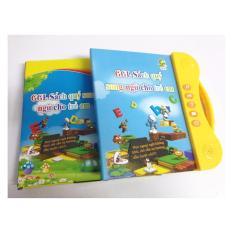 Hình ảnh Sách điện tử song ngữ Anh - Việt cho trẻ em