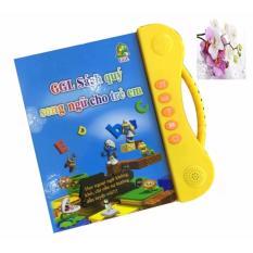Hình ảnh Sách điện tử song ngữ Anh- Việt cho trẻ em