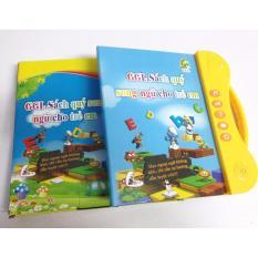 Hình ảnh Sách điện tử song ngữ Anh - Việt cho trẻ emv