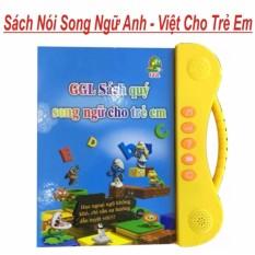 Hình ảnh Sách song ngữ Việt - Anh cảm ứng cho bé phát triển trí tuệ sớm