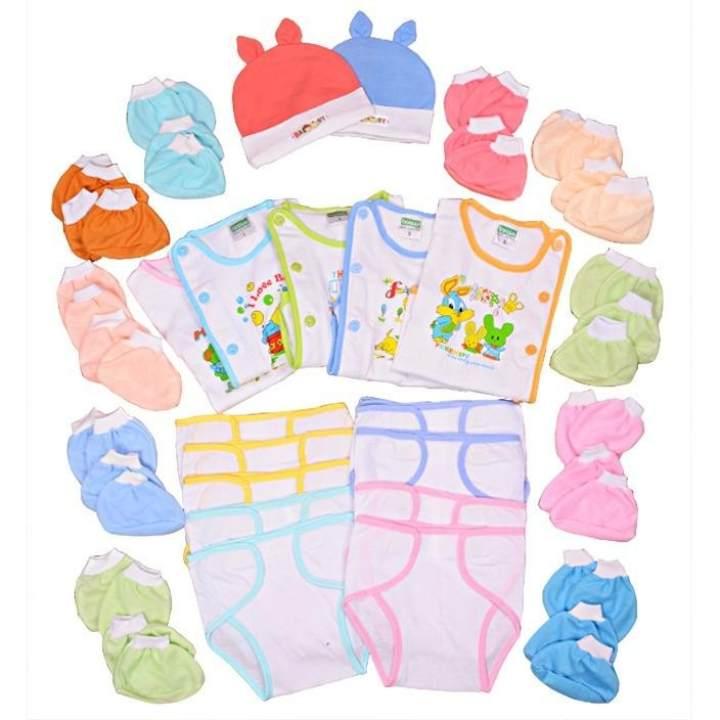 Set 37 món đồ cho bé sơ sinh từ 0...