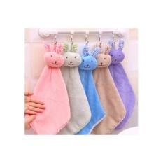 Set bộ khăn đa năng 5 màu cho bé