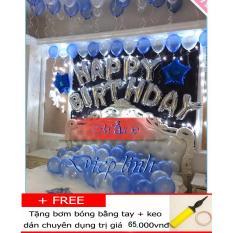 Hình ảnh Sét bong bóng sinh nhật trang trí nhiều mẫu - Diệp Linh