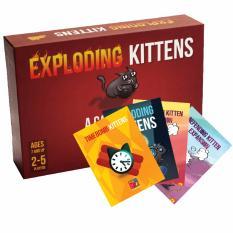 Hình ảnh Set Mèo Nổ Tưng Bừng: Combo Mèo nổ + 4 Bản mở rộng