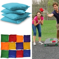 Hình ảnh Set of 8 CORNHOLE BAGS PICK YOUR 2 COLORS! Regulation Size~Top Quality Handmade!