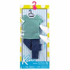 Set Quần áo Búp Bê Ken Phong Cách Dạo Phố Đang Có Khuyến Mãi