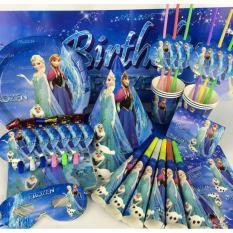Hình ảnh Set trang trí tiệc sinh nhật cho bé SU950