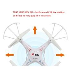 Hình ảnh Siêu phẩm Máy bay điều khiển từ xa X5C-1(Không kamera)