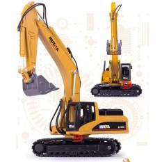 Bán Mua Simulation Alloy Mining Car Gold Mine Excavator Model Toys 200X170X70Mm Yellow Intl Trung Quốc