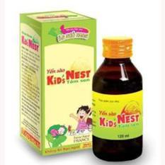 Siro Kids Nest Yến sào Tâm Sen 120ml ( Xanh )