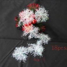 Hình ảnh Bông tuyết Trắng Đồ Trang Trí Cây Thông Trang Trí Nhà Lễ Hội Trang Trí 6 cm-quốc tế
