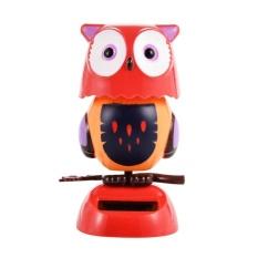 Hình ảnh Solar Powered Dancing Animal Decoration - Red Ow - intl