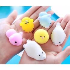 Hình ảnh Squishy Mochi Toys Siêu Dễ Thương - GDTL