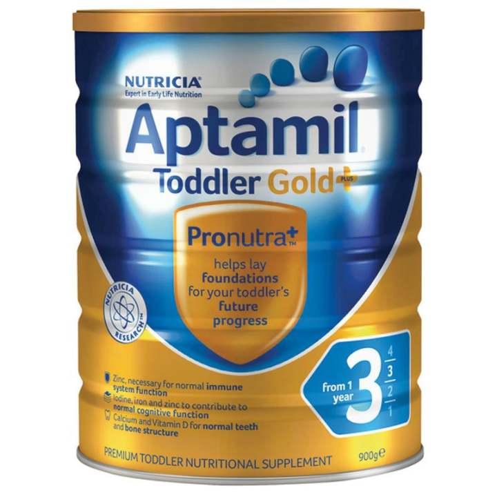 Sữa Aptamil Gold+ số 3 900g