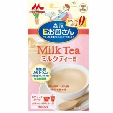 Bán Mua Sữa Bầu Morinaga Vị Hồng Tra Hộp 18 Gam X12 Goi Hà Nội