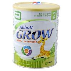 Bán Sữa Bột Abbott Grow 2 900G Người Bán Sỉ