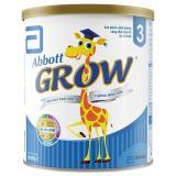 Mã Khuyến Mại Sữa Bột Abbott Grow 3 G Power Hương Vani 400G Grow Mới Nhất
