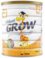 Giá Bán Sữa Bột Abbott Grow 4 G Power Hương Vani 1 7Kg Nhãn Hiệu Abbott