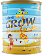 Sữa Bột Abbott Grow Gold 3 Hương Vani 1 7Kg Abbott Chiết Khấu 40
