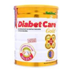 Chiết Khấu Sữa Bột Diabetcare Gold 900G Cho Người Bị Tiểu Đường Nutifood