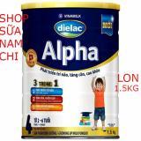Mua Sữa Bột Dielac Alpha Step 4 1 5Kg Lon Khổng Lồ Sieu Tiết Kiệm Vinamilk