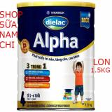 Sữa Bột Dielac Alpha Step 4 1 5Kg Lon Khổng Lồ Sieu Tiết Kiệm Vinamilk Chiết Khấu 40