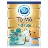 Giá Bán Sữa Bột Dutch Baby To Mo Gold 900 G Dutch Lady Mới