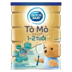 Sữa bột Dutch Baby Tò mò Gold 900 g