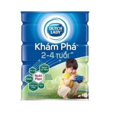Sữa bột Dutch Lady Khám phá 1500 g