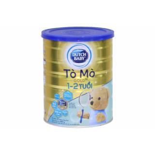 Sữa bột Dutch Baby Tò mò Gold (cho trẻ từ 1-2 tuổi) - Hộp 900g thumbnail