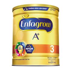 Giá Bán Sữa Bột Enfagrow A 3 Dha Va Mfgm 400G Nguyên