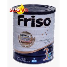Mua Sữa Bột Friso 3 1 5Kg Friso Rẻ